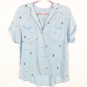 A New Day Blouse
